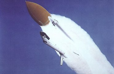 Space Shuttle Challenger I Catastrophic failure